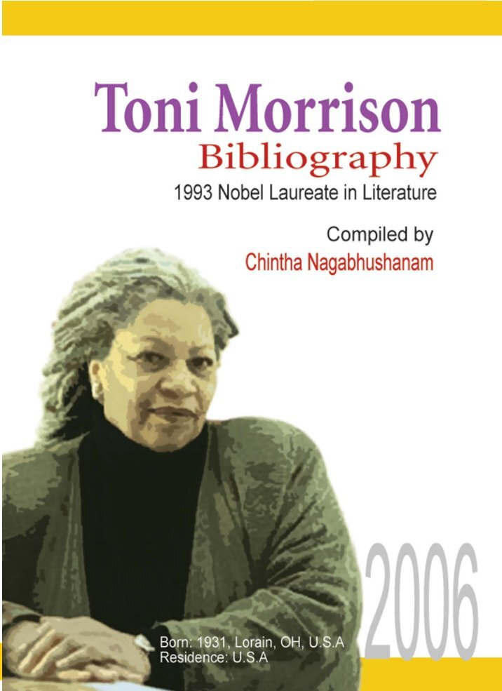 toni morrison critical essays A critical overview of recitatif by toni morrison, including historical reactions to the work and the author.