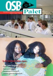 Palet - Open Schoolgemeenschap Bijlmer