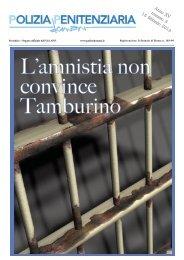 Polizia Penitenziaria Domani n. 3 del 15 febbraio 2013