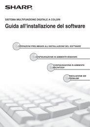 MX-4100N/4101N/5000N/5001N Operation-Manual ... - Sharp