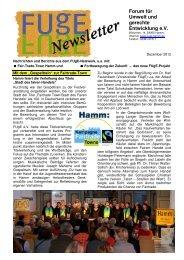 Forum für Umwelt und gerechte Entwicklung e.V. - FUgE Hamm