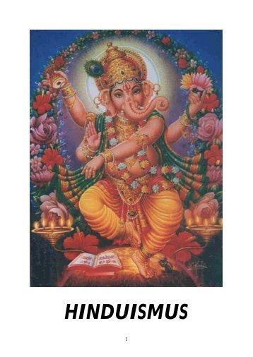 Ausarbeitung zum Hinduismus (pdf) - fachschulteam