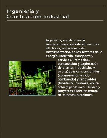 Ingeniería y Construcción Industrial427 KB - Abengoa