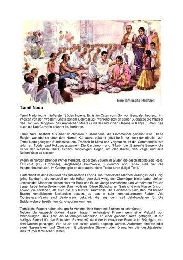 Lokale Datierung in Tamilnadu