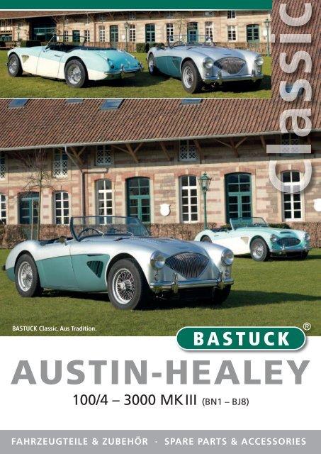Download PDF-Katalog Austin Healey - BASTUCK & Co GmbH