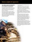 Descubra el poder de la cogeneración - Solar Turbines - Caterpillar ... - Page 4