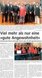 Im Westfalen-Blatt und in der Neue Westfälischen erschienen ...