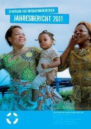 Jahresbericht 2011 - Reformierte Kirche Kanton Zürich
