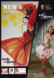 News Art Dicembre 2011 - Cultural Lazio