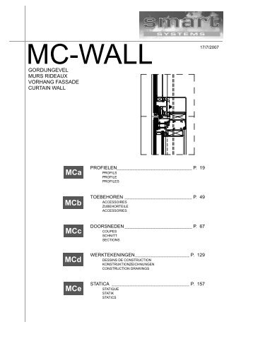MC-WALL - Astraseal Downloads