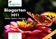 Biogarten - Gartenfreunde.ch