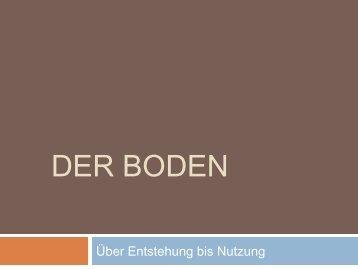 Bodenkultur - Gymnasium-moelln.de