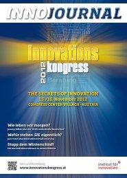 Inno-Journal, Kleine Zeitung, 05.10.2012.pdf - Innovationskongress