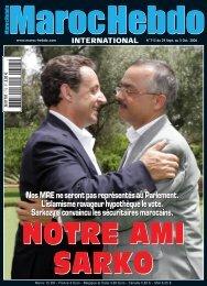 EN BREF... - Maroc Hebdo International