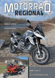 Motorrad Regional 04-13