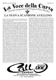 Numero 2 - Original Fans Avellino
