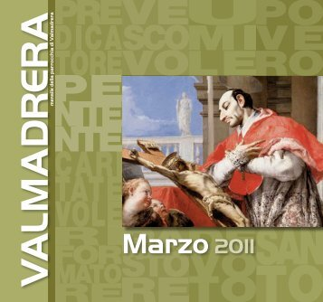 Marzo - Parrocchia di Valmadrera