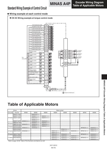 Panasonic Wiring Diagram