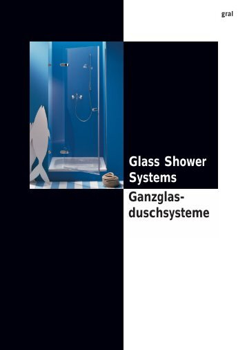 Glass Shower System HYDRA