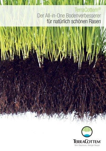 TerraCottem® für natürlich schönen Rasen