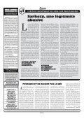 FACE À SARKO-FILLON - OCML Voie Prolétarienne - Page 2