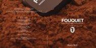 Téléchargez notre catalogue Plaisirs 2012 - Fouquet