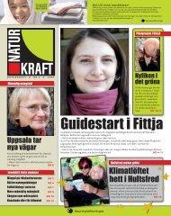 2007:2 Närnaturguider & mänsklig mångfald - Naturskyddsföreningen