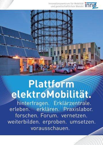 Plattform elektroMobilität. - BeMobility