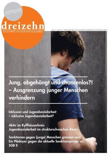 Inklusion und Jugendsozialarbeit - Kooperationsverbund ...