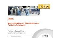 4. NZW in Dresden, Vortrag T. Heim - on/off group