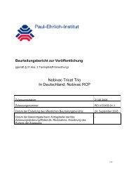 Nobivac Tricat Trio In Deutschland: Nobivac RCP