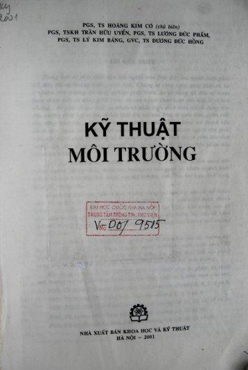 PGS, TS HOANG KIM CO