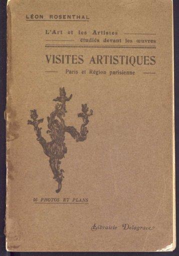 VISITES ARTISTIQUES - Centre Georges Chevrier