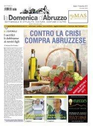 17 dicembre 2011 - Agenzia Giornalistica Economica d'Abruzzo