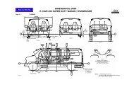 dimensional data e-150/e-350 super duty wagon 7 ... - Ford Fleet