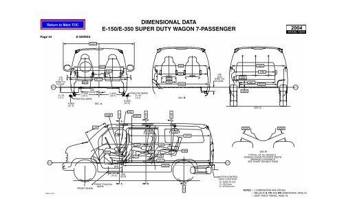 Ford 1998 E 350 Mirror Wiring