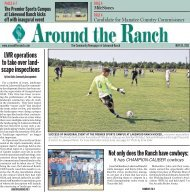 LWR operations to take over land- scape ... - Lakewood Ranch