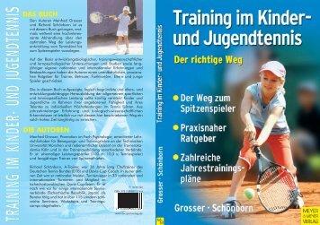 Satz Tennis Schönborn - Meyer & Meyer Sport
