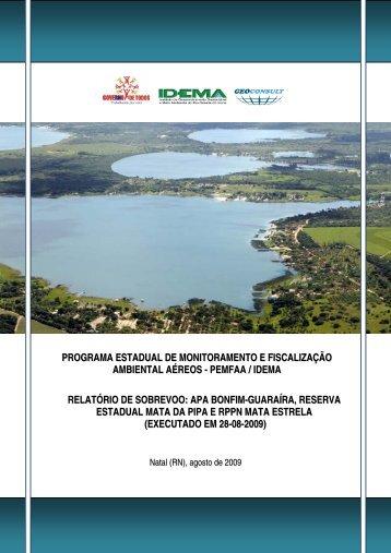 APA Bonfim-Guaraíra, Reserva Estadual Mata da Pipa e RPPN ...