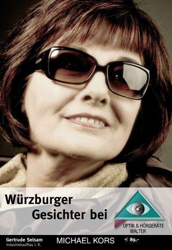 Würzburger Gesichter bei - Branchenbuch meinestadt.de
