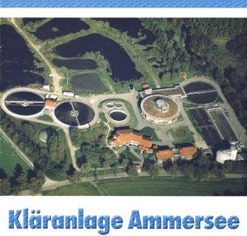 Broschüre über die Kläranlage Ammersee - Azv-aw.de