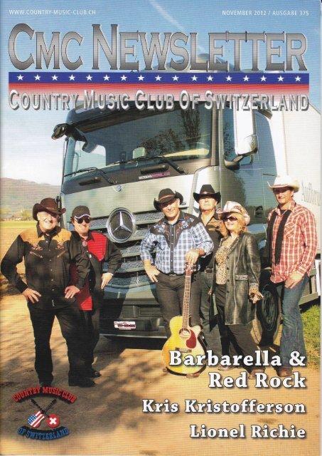 ffiMßru - BRR Countryband Barbarella & Red Rock
