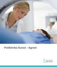 Poliklinika Sunce - Agram - Bosna-Sunce osiguranje