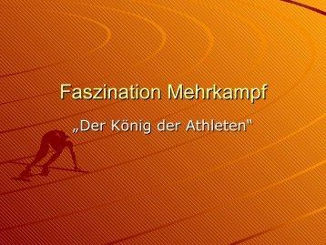 Faszination Mehrkampf