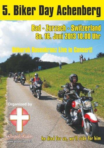 5. Biker Day Achenberg