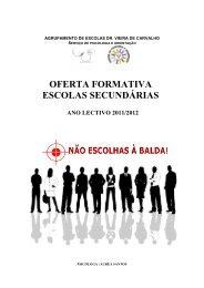 AGRUPAMENTO DE ESCOLAS DR - Instituto Superior da Maia