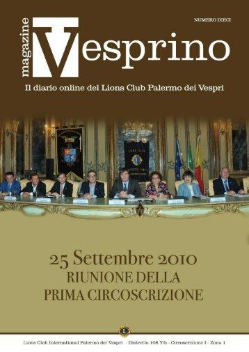 Qui - Lions Palermo dei Vespri