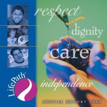 Lifepath report #2.qxd - LifePath, Inc.