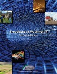 Broadband in Washington - Washington State Legislature