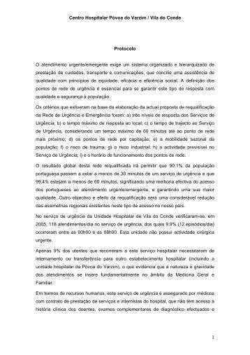 Vila do Conde - Portal da Saúde
